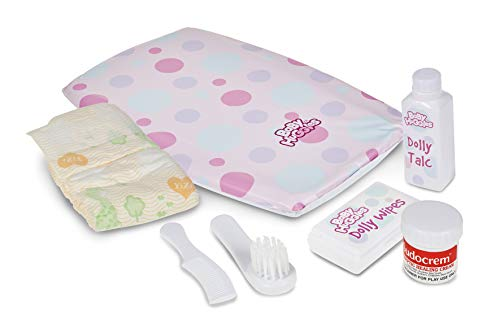 Casdon 712 Baby Huggles Dolls Changing Mat Set-pink from Casdon
