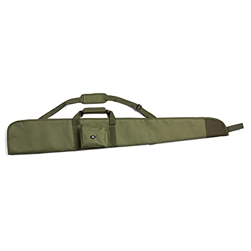 Case4Life Green Padded Protective Air Rifle Case / Shotgun / Hunting Bag + Removable Padded Shoulder Strap - Lifetime Warranty from Case4Life