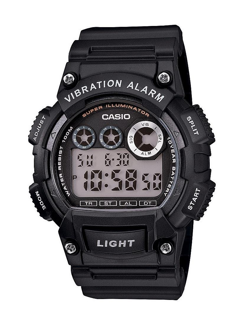 Casio - Mens Vibration Alarm - Watch from Casio