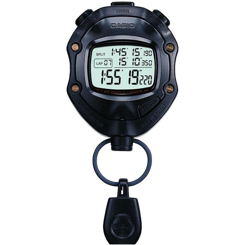 Unisex Casio Stopwatch Chronograph Watch from Casio