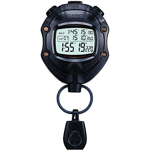 Casio handheld Stopwatch HS-80TW-1EF from Casio
