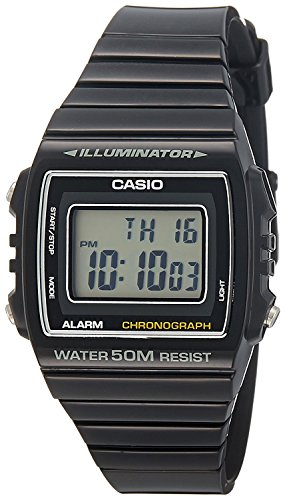 Casio Collection Unisex Adults Watch W-215H-1AVEF from Casio