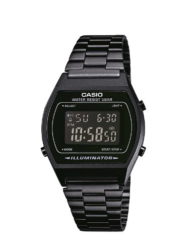 Casio Collection Unisex Adults Watch B640WB-1BEF from Casio