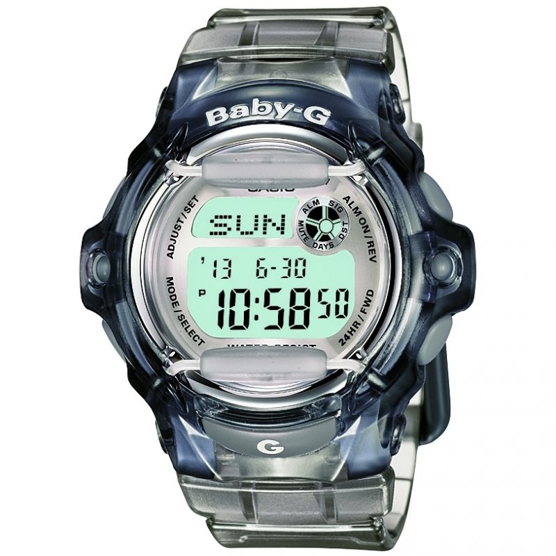 Ladies Casio Baby-G Alarm Chronograph Watch from Casio