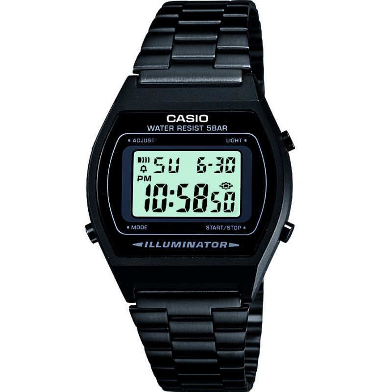 Mens Casio Classic Alarm Chronograph Watch from Casio