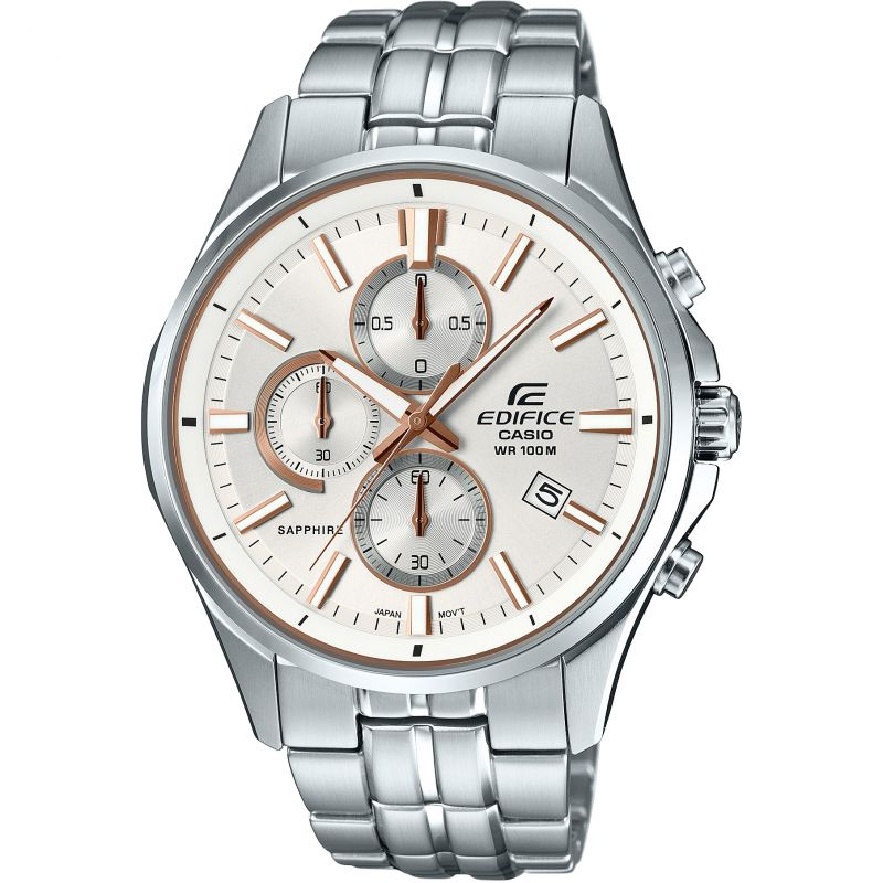 Mens Casio Edifice Sapphire Chronograph Watch from Casio