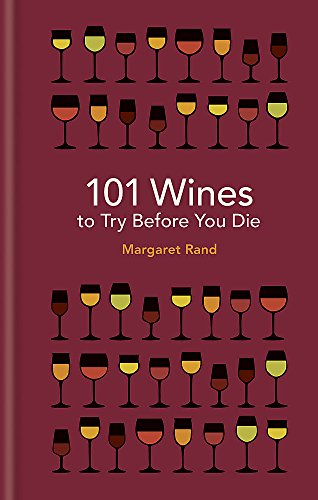 101 Wines to try before you die from Cassell