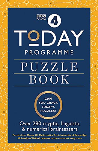 Today Programme Puzzle Book: The puzzle book of 2018 from Cassell