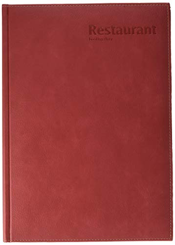 Castelli U07/24-391 A4 Restaurant Booking Diary, Red from Castelli