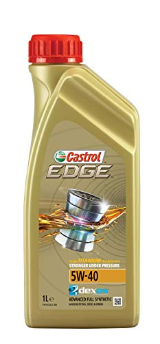 Castrol Edge 5W-40, 1 Litre from Castrol