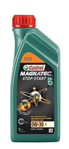 Castrol Magnatec Stop-Start 0W-30 D 1L from Castrol