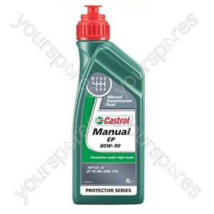 Castrol Manual EP 80W90 1L from Castrol