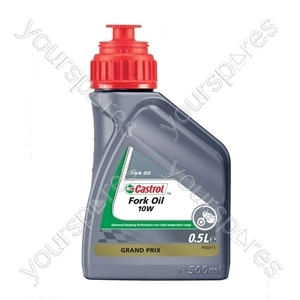 Fork Oil 10W 500ml MZ from Castrol