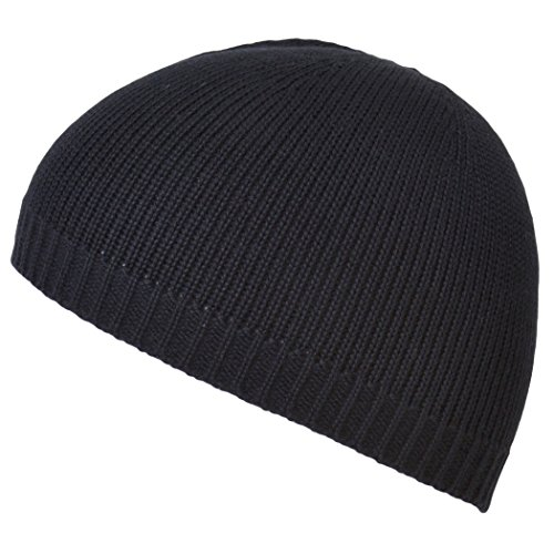 019c6a792a4e8 Casualbox Mens Winter Skull Cap Beanie Hat Made in Japan Light Seamless  Warm Black from Casualbox