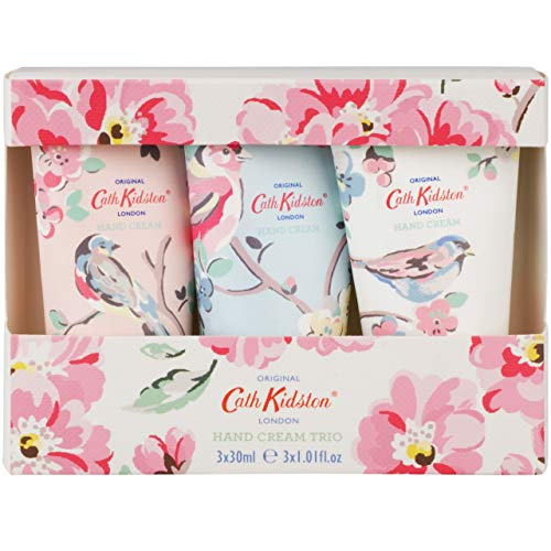 Cath Kidston Assorted Blossom Birds Hand Cream Trio, 3 x 30 ml from Cath Kidston Beauty