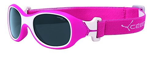 Cébé Kids' CBCHOU9 Chouka Sunglass, Matt Raspberry White, 0-18 Months from Cébé