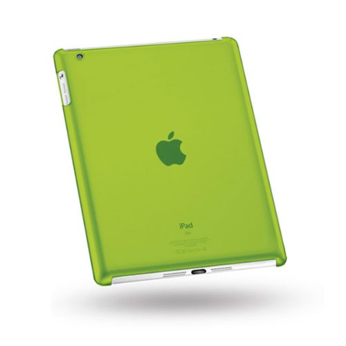 Cellular Line COOLIPADMINIL Back Cover for Apple iPad mini Lime Green from cellularline