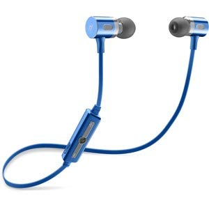 cellularline BTMOSQUITOB MOTION In-Ear Bluetooth Stereo Earphone with Microphone - Blue from cellularline