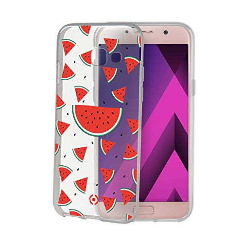 Celly Cover 645TEEN02 Melon Back Cover for Samsung Galaxy A5 2017 Mix from Celly