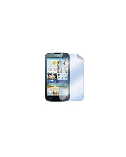 Celly Invisible Protective Film Screen Protector for Huawei Ascend G610 (Pack of 2) from Celly
