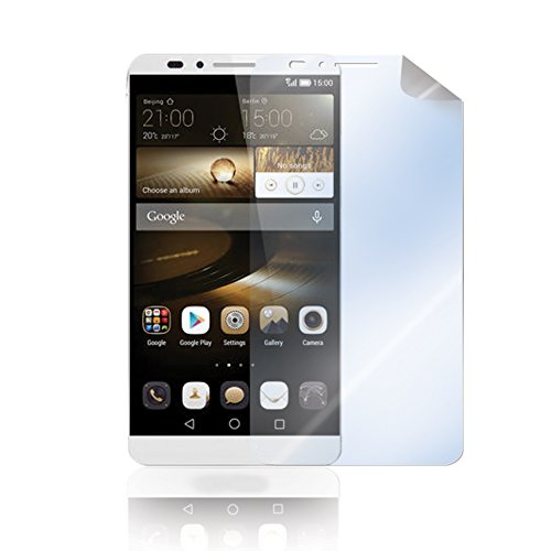 Celly Transparent Screen Protector Foil for Huawei Mate 7 from Celly