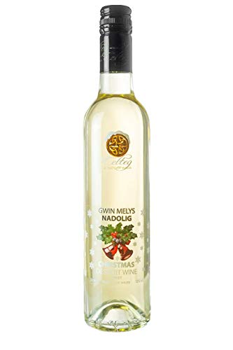 Christmas Dessert Wine *Made in Wales* from Celteg