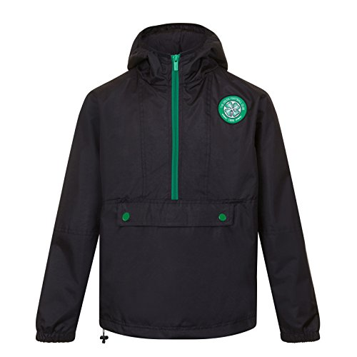 d36c44ec180 Celtic FC Official Football Gift Mens Half Zip Shower Jacket Windbreaker  3XL from Celtic F.C.. found at Amazon Marketplace