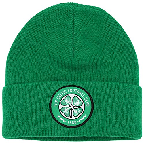 198150d9c87 Official Football Merch Junior Celtic FC Core Kids Beanie - Green from Celtic  F.C.