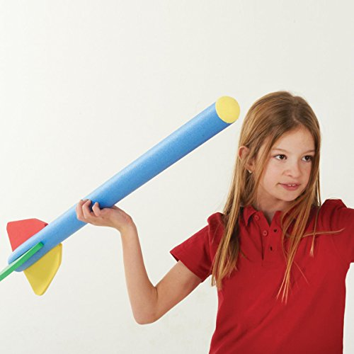 Central Beginners Throwing Sports Training Mini Sport Foam Throwing Javelin 90cm from Central