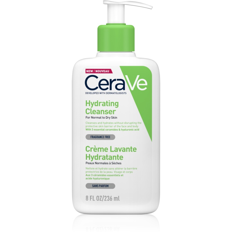 CeraVe Cleansers Cleansing Emulsion with Moisturizing Effect 236 ml from CeraVe