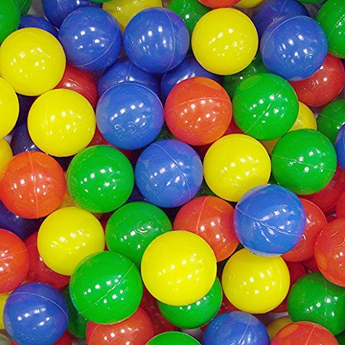 Chad Valley Package of 100 Multicoloured Balls from Chad Valley