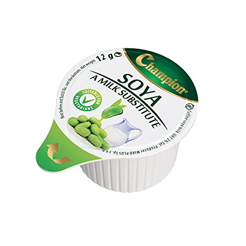 Individual Soya Milk Substitute Portions 80 Pods from Champion
