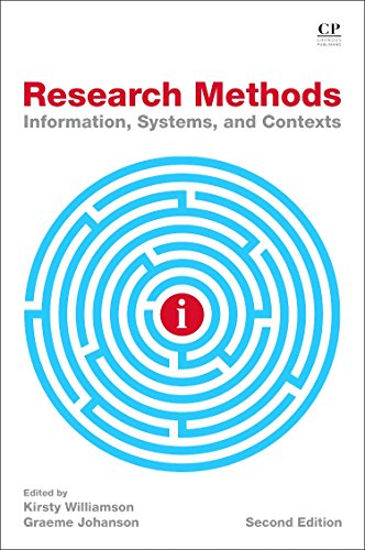 Research Methods: Information, Systems, and Contexts from Chandos Publishing