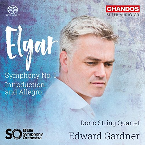 Elgar: Symphony No 1; Introduction And Allegro[ Doric Strong Quartet; BBC Symphony Orchestra ; Edward Gardner] [Chandos: CHSA 5181] from CHANDOS GROUP