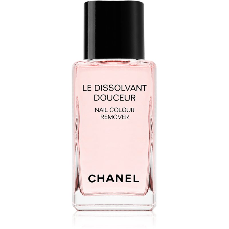 Chanel Le Dissolvant Douceur Nail Polish Remover With Argan Oil 50 ml from Chanel