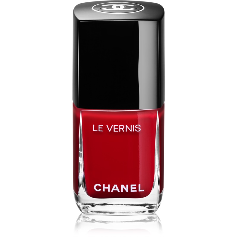 Chanel Le Vernis Nail Polish Shade 528 Rouge Puissant 13 ml from Chanel