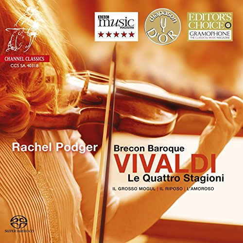 Vivaldi: Le Quattro Stagioni - The Four Seasons from Channel Classics