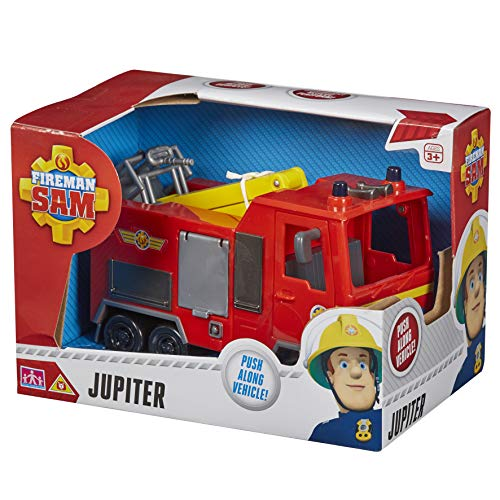 Fireman Sam Jupiter Vehicle from Character Options