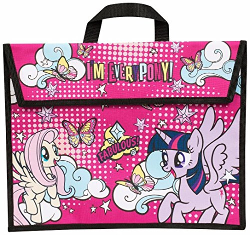 Character My Little Pony School Book Bag from Character
