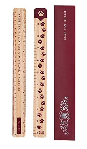 Charlie Bears Bear Paw Ruler from Charlie Bears