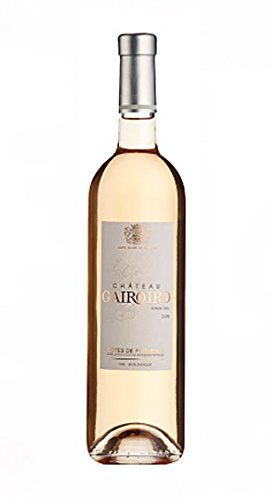 Chateau Gairoid Cotes de Provence Rose Organic Wine 12.5% 75cl from Chateau Gairoid