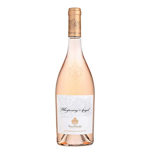 Whispering Angel AOC Cotes De Provence Rose 2017, 75 cl from Chateau d'Esclans