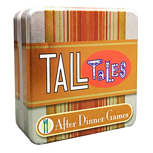 Cheatwell After Dinner Games - Tall Tales Game from Cheatwell Games