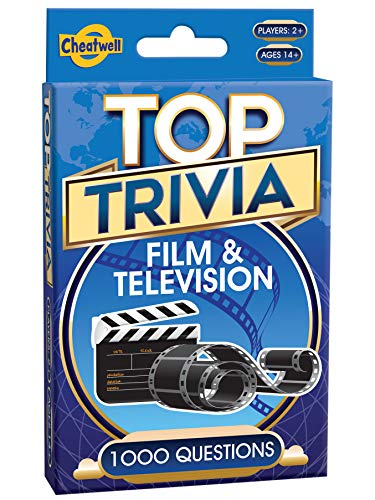 Cheatwell Games Top Trivia-TV & Film from Cheatwell Games