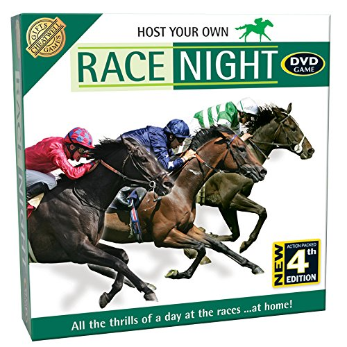 Cheatwell Games - DVD Race Night 4 from Cheatwell Games