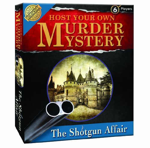 Cheatwell Games - Murder Mystery The Shotgun Affair from Cheatwell Games