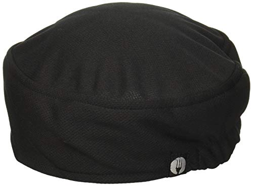 Chef Works A978 Total Vent Beanie, Black from Chef Works