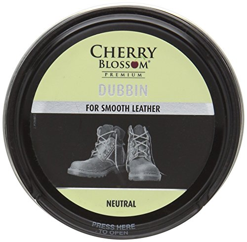 Cherry Blossom Premium Dubbin Shoe Treatments and Polishes PCDUB02 Neutral 50.00 ml from Cherry Blossom Premium