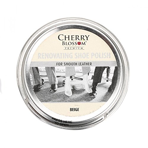 Cherry Blossom Premium Renovating Shoe Treatments and Polishes PCREN10 Beige 50.00 ml from Cherry Blossom Premium