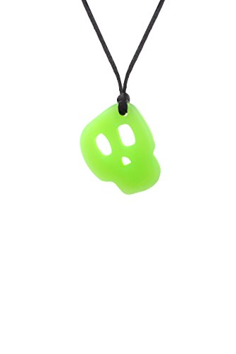 Chewigem Sensory Chew Necklace - Chewy Toy For Autism & ADHD -Glow In Dark from Chewigem